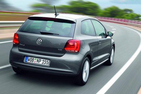 La Volkswagen Polo trois portes à Francfort