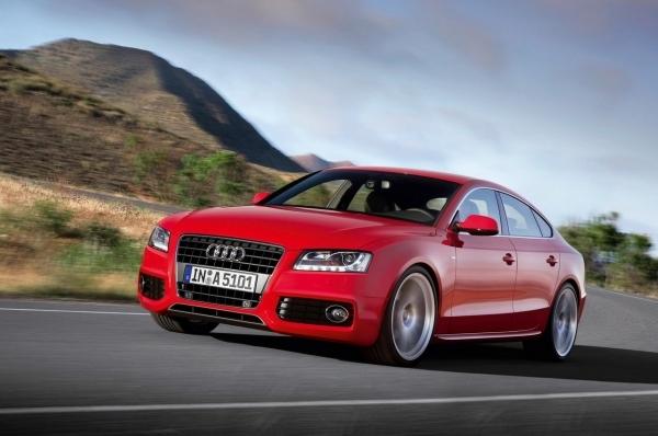 [Vidéo] La nouvelle Audi A5 Sportback fait sa pub