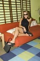 Angelina, décoratrice pour le Salon de Genève