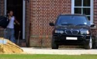 La seconde BMW X5 de David Beckham retrouvée