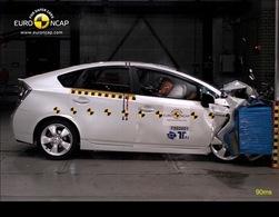 Crash-test EuroNCAP : les bons élèves de la dernière promotion