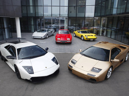 Finances : Lamborghini va souffrir en attendant la remplaçante de la Murcielago