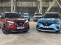 Duel Nissan Juke vs Renault Captur : pionnier contre référence - Salon Caradisiac 2020