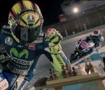 MotoGP - Vidéo: Rossi joue aux échecs au point de corde