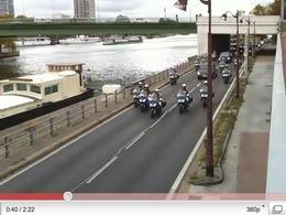 Vidéo : En visite officielle en France, Hu Jintao déploie l'artillerie lourde