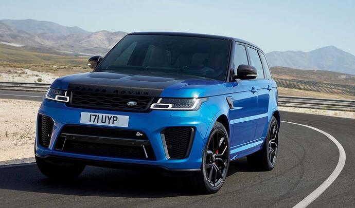 Jaguar et Land Rover bientôt avec des modèles SVR électriques