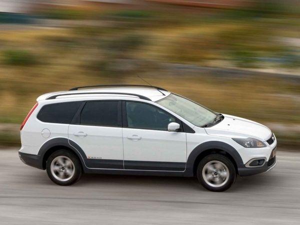 Ford : des autos au look de baroudeur à venir