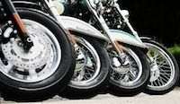 Pirelli célèbre à Rome les 110 ans de Harley Davidson