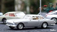 Miniature : 1/43ème - FERRARI 250 GTE 2+2