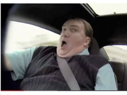 Insolite : Jeff Gordon traumatise un vendeur de voitures