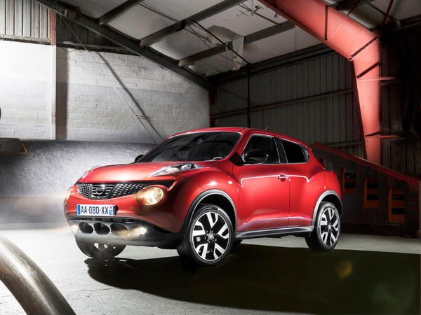 Nissan Juke Connect Edition: nouveau coeur de gamme