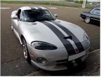 Photo du jour : Chrysler Viper GTS