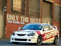 Acura RSX TYPE S Toda Racing