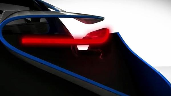 [Vidéo] Teaser pour le BMW Vision EfficientDynamics