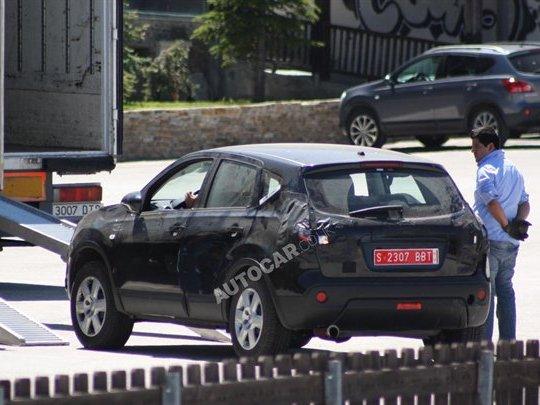 Spyshot : un nouveau crossover en préparation chez Renault ?