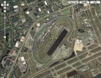 Les circuits du monde entier par Google Earth