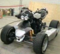Vidéo moto : Proto ATV
