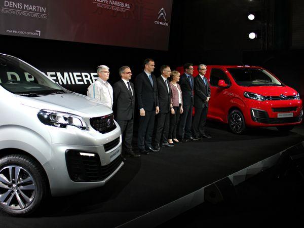 Présentation vidéo - Nouveaux Peugeot Expert et Citroën Jumpy, les utilitaires civilisés