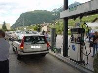 Suisse : les véhicules roulant au gaz naturel ont de plus en plus de succès