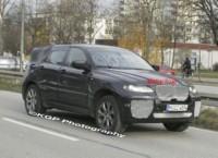Futur BMW X6 : le crossover coupé !