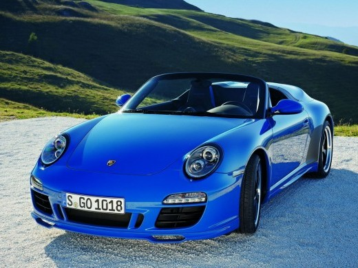 Porsche 911 Speedster : déjà sold-out