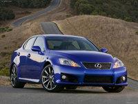 Lexus : il n'y aura pas de nouvelle IS-F