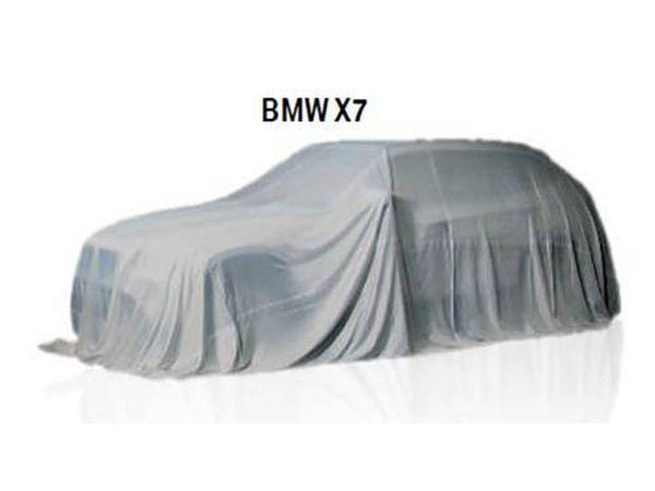 BMW nous parle du X7