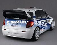 WRC: Nandan revient avec Suzuki