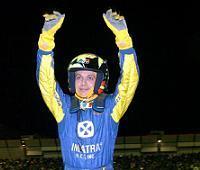 Monza Rallye Show: Rossi dans la Championne