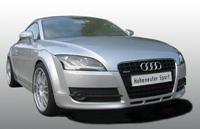 Hohenester HS 350: l'Audi TT HS