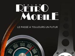 Rétromobile 2015 s'annonce
