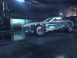 Mondial de Paris 2014 - Nouvelle Mercedes AMG GT: rendez-vous le 9 septembre