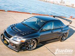 Mitsubishi Lancer Evolution 8 MR Project XXX