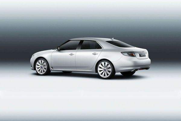 Officiel : voici la nouvelle Saab 9-5
