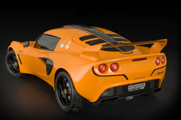 La Lotus Exige Cup 260 évolue encore