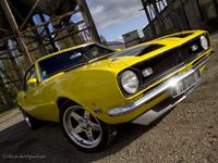Photos du jour: Chevrolet Camaro '68 (Restomod).