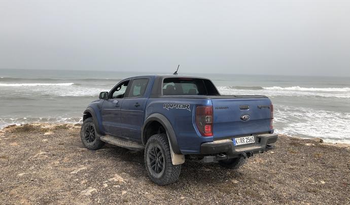Ford : la prochaine génération de Ranger en hybride rechargeable