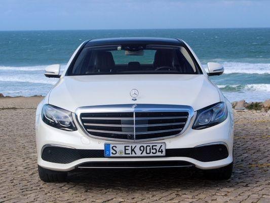 La Mercedes Classe E arrive en concession : forte attente