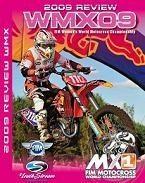 Un DVD du championnat du monde MX féminin 2009