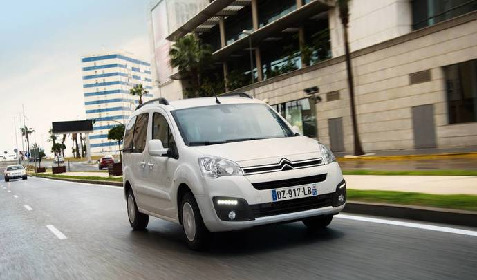 Citroën : le Berlingo Multispace électrique à partir de 30 100 €