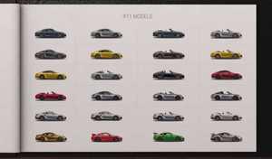Porsche tente de nous expliquer la gamme 911