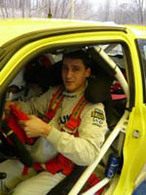 Pierre Marché a testé sa nouvelle Suzuki Swift Super 1600