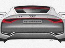 Le nouvel Audi TT en approche