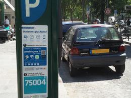 Stationnement: Paris va connaître le P Mobile