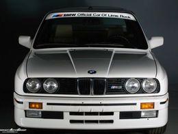 BMW : 200000dollars demandés pour une M3 E30 aux Etats-Unis !