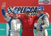 Speedcar Sepang course 1: La Marseillaise à l'honneur