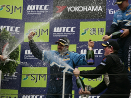 WTCC/Macao - 3ème titre de champion du monde pour Yvan Muller!
