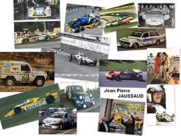 Le site Internet de Jean-Pierre Jaussaud