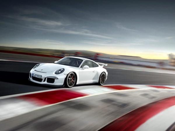 Nouvelle Porsche 911 GT3 : les détails en vidéo