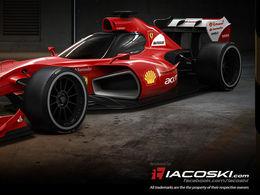 Une proposition de Formule 1 du futur